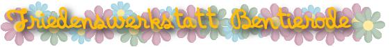 Friedenswerkstatt Bentierode logo